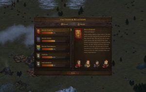 Battle Brothers Reputation Window