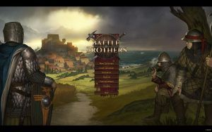 Battle Brothers Main Menu