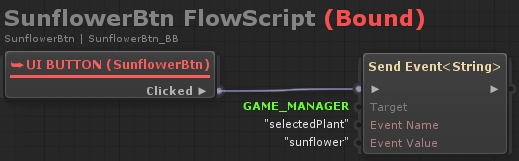 Plant UI Button FlowCanvas