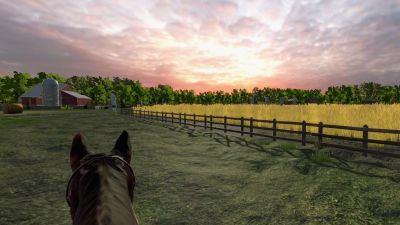 Horse Race VR