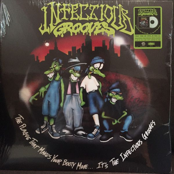 Infectious Grooves - The Plagues That Makes Your Booty Move VINYL