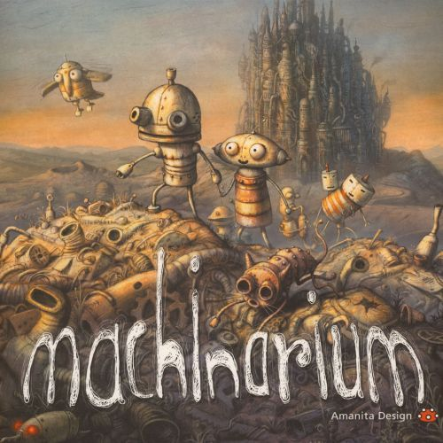 Machinarium OST