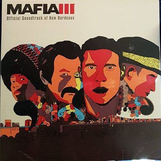 Mafia 3 - Official Soundtrack of New Bordeaux