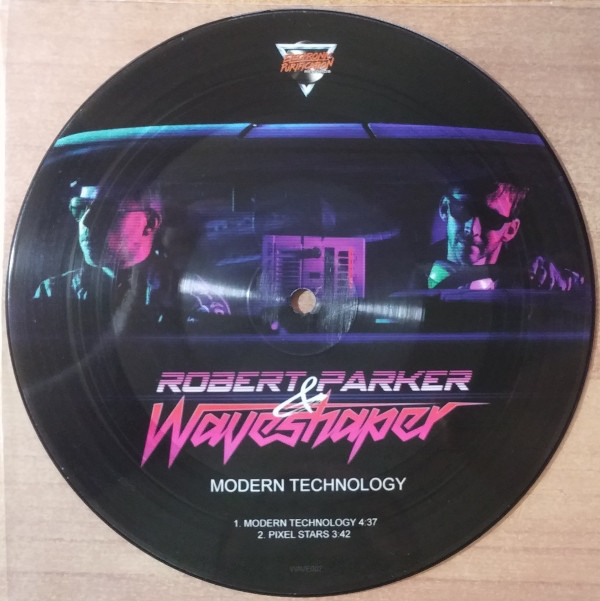 Robert Parker & Waveshaper Modern Technology